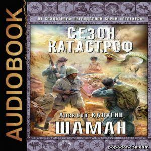 Алексей Калугин. Шаман. Квест 13 - 4. Аудиокнига
