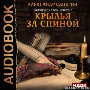 Аудиокнига «Дороги сказок. Книга 2. Крылья за спиной» – Александр Сапегин