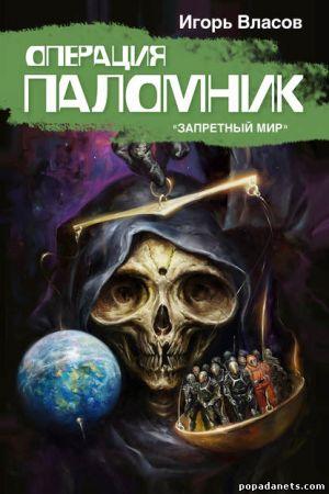 Электронная книга «Операция Паломник» – Игорь Власов