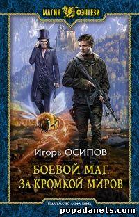 Игорь Осипов. Боевой маг. За кромкой миров обложка книги