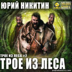 Юрий Никитин. Трое из Леса. Аудиокнига