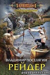 Владимир Поселягин. Рейдер обложка книги