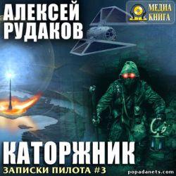 Аудиокнига «Каторжник» – Алексей Рудаков