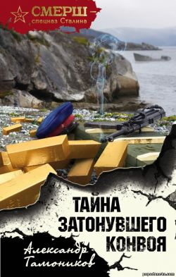 Александр Тамоников. Тайна затонувшего конвоя