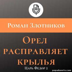 Роман Злотников. Орел расправляет крылья. Царь Федор 2. Аудиокнига