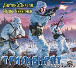 Дмитрий Зурков, Игорь Черепнев. Триумвират. Аудиокнига