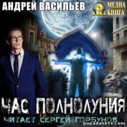 Андрей Васильев. Час полнолуния. А.Смолин, ведьмак 4. Аудио