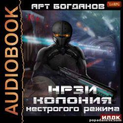 Арт Богданов. НРЗИ. Колония нестрогого режима. Аудио