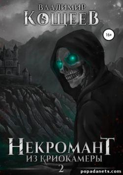 Владимир Кощеев. Некромант из криокамеры 2