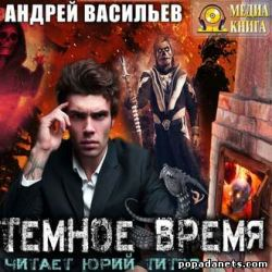 Андрей Васильев. Темное время. А.Смолин, ведьмак 5. Аудио