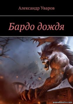 Александр Уваров. Бардо дождя