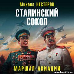 Михаил Нестеров. Сталинский сокол 5. Маршал авиации. Аудио