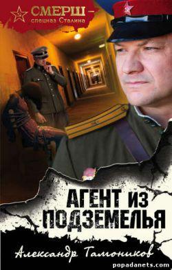 Александр Тамоников. Агент из подземелья