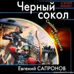 Евгений Сапронов. Черный сокол. Снайпер из будущего. Аудио