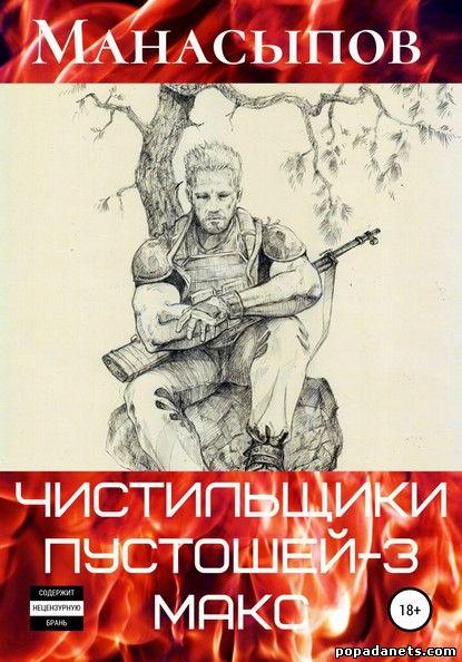 Дмитрий Манасыпов. Чистильщики пустошей 3. Мэдмакс