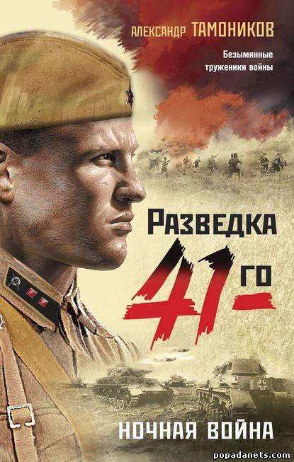 Александр Тамоников. Ночная война