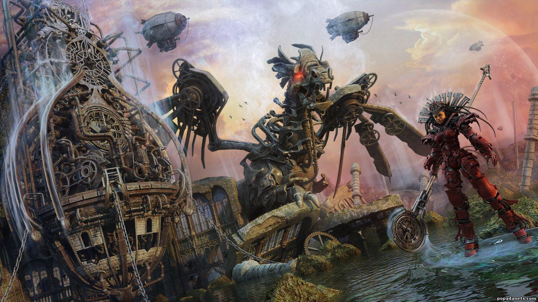 Владимир Мясоедов - Ведьмак 23-го века